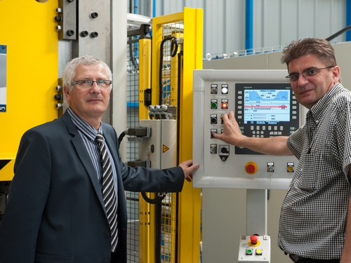 Bliss-Bret and Legrand join forces to produce tailor-made hydraulic presses