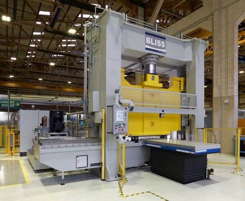 A new generation of presses for the aerospace manufacturing